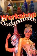 Workshop Bodypainting in Amsterdam