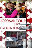 Jordaan Tour per Groepsfiets