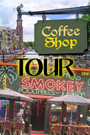 Coffeeshop-Tour in Amsterdam