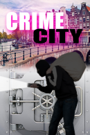 Crime City Tablet Game in Amsterdam
