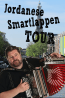 Jordanese Smartlappentour in Amsterdam