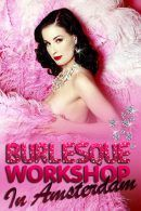 Sexy Burlesque Workshop in Amsterdam