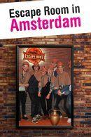 Escape Room in Amsterdam