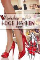 Hoge Hakken Workshop in Amsterdam