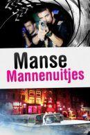 Manse Mannen Vrijgezellenfeest in Amsterdam