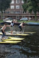 SUP Event in Amsterdam