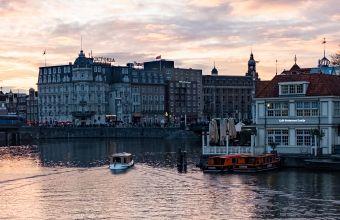 Rondleiding en Bierproeverij tour met Diner in Amsterdam